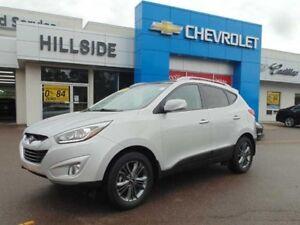 2015 Hyundai Tucson GLS *AWD|BACKUP CAMERA|SUNROOF|HEATED SEATS*