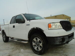 2008 Ford F-150 EXCAB 4X4--5.4L V8 TRITON ENGINE--AMAZING