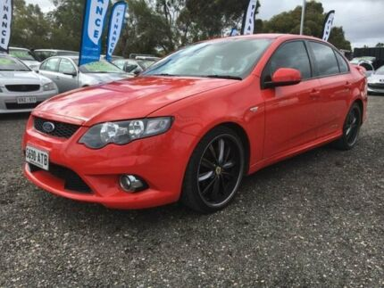 2011 Ford Falcon FG MkII XR6 6 Speed Sports Automatic Sedan Elizabeth West Playford Area Preview