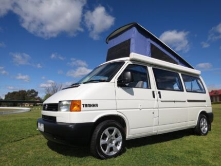 Volkswagen Trakka Camper- AUTO - TURBO DIESEL - LOW MILEAGE Glendenning Blacktown Area Preview