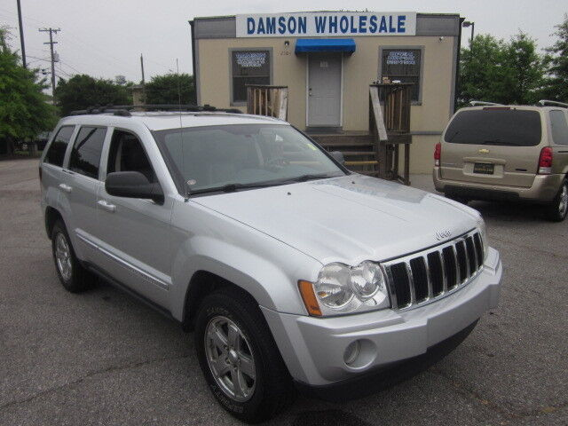 2005 jeep grand cherokee limited 4door rwd used jeep grand cherokee for sale in huntsville. Black Bedroom Furniture Sets. Home Design Ideas