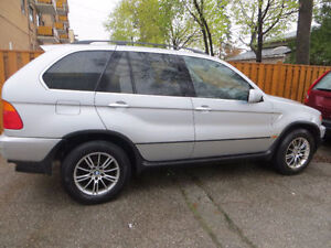 2002 BMW X5 4.4i AS IS