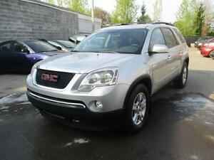 2009 GMC Acadia SLE ( 8 Passagers - AWD )