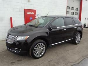 2013 Lincoln MKX AWD ~ Remote start ~ Backup Cam ~ $19,999