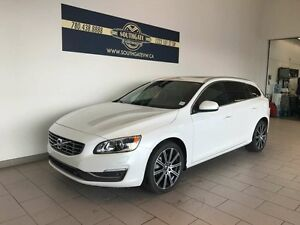 2015 Volvo V60 Premier Plus | Leather | Heated Seats & Steering