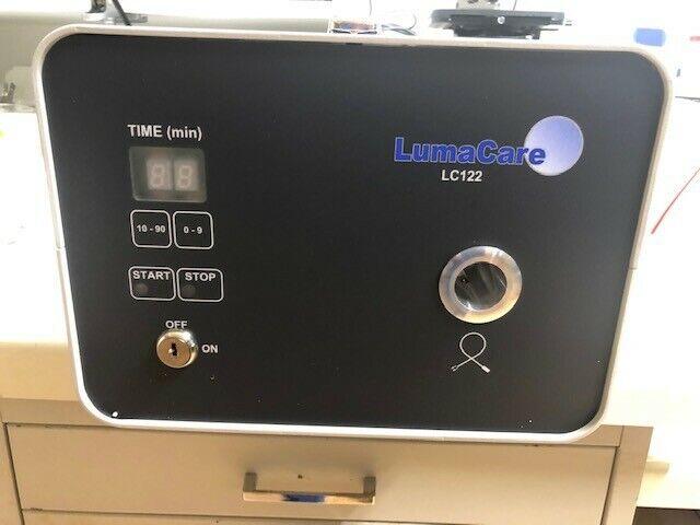 LumaCare LC-122 Photodynamic Therapy, Skin Cancer, Dermatology