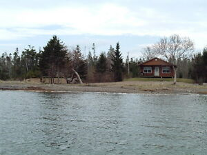 2 Waterfront Cottages