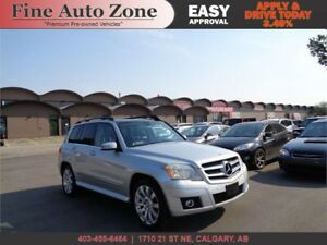 2010 Mercedes-Benz GLK 350, LEATHER,AWD, PANO ROOF, NAVIGATION