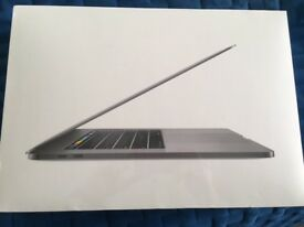 15 inch Macbook Pro. Brand New and Unopened.