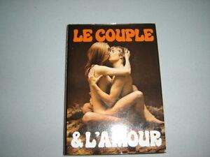 LE COUPLE ET L'AMOUR - Livre NEUF