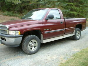 2001 Dodge Ram 1500 4x4 for sale