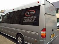Mercedes Sprinter Executive 8 Seater Coach