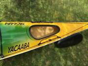 Yacaaba Kayak purchased from Ron Elliott Kayaks Maryborough Central Goldfields Preview