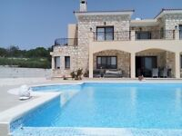 Cyprus, Paphos huge 4 bedroom gateway villa with swimming pool and church