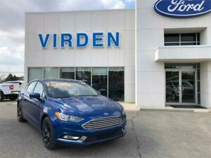 NEW - 2018 Ford Fusion SE