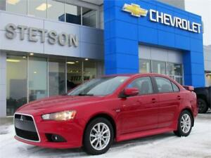 2015 Mitsubishi Lancer SE Limited AWC AWD Sunroof