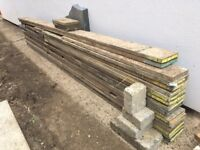 Scaffold Boards - various lengths x29 boards