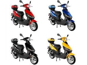 Super Sale! NEW TaoTao CY50-T3 Gas Scooter 49cc only $949.00 !!!