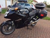 Honda Blackbird Low mileage, Excellent condition, Black