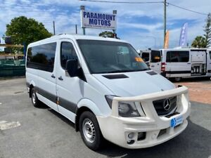 Mercedes-Benz Sprinter 319CDI EX-AMBO FIT OUT #579 Bundall Gold Coast City Preview