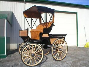 Carriages , wagon, sleighs , carts all new made to order! Cornwall Ontario image 4