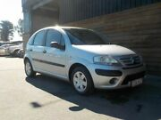 2007 Citroen C3 MY06 Exclusive Silver 5 Speed Manual Hatchback Labrador Gold Coast City Preview