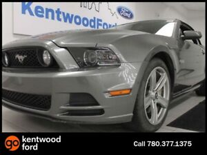 2014 Ford Mustang GT RWD 5.0L with heated power seats