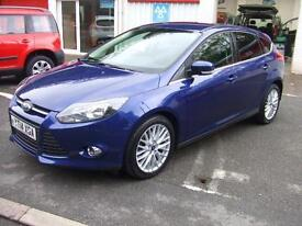 Ford Focus 1.6TDCi 115ps Zetec with appearance pack Diesel s £20Tax 16,100 Miles