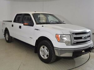 2013 Ford F-150 XLT 4x4 SuperCrew Cab 5.5 ft. box 145 in. WB