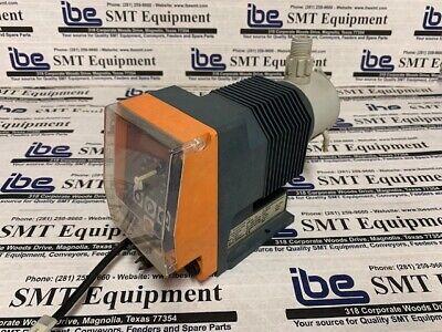 Prominent Fluid Pump - 4b1002pp1000a Wwarranty