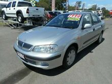 2003 Nissan Pulsar N16 ST Silver 4 Speed Automatic Sedan Buderim Maroochydore Area Preview