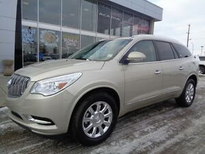 2015 Buick Enclave Leather - AWD! 7 Pass., Leather, Nav