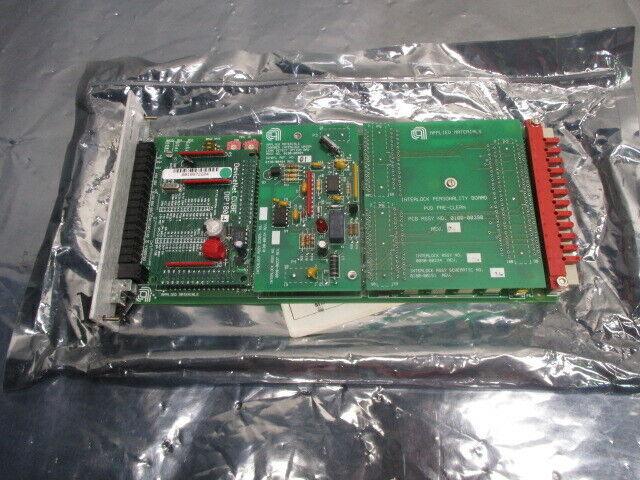 AMAT 0100-20458 Preclean Chamber Interlock PCB, Configurable, 102369