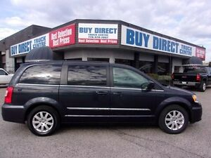 2014 Chrysler Town & Country Touring Front-wheel Drive Passe