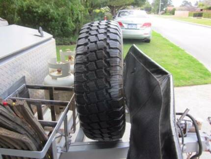 2009 Pioneer Prospector II 4X4 off road camper trailer. Willetton Canning Area Preview