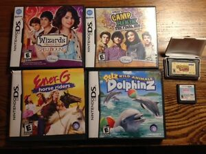Nintendo DS games $10 each