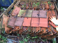 Hand Made Clay Roofing Tiles, New by Michelmersh