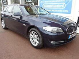 BMW 520 2.0TD auto 2011 d SE Touring Full S/H 11 Stamps P/X Swap