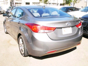 Hyundai Elantra 2013 good condition no accident