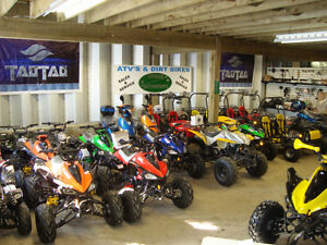 SALE! Kids & Youth gas & electric ATV's