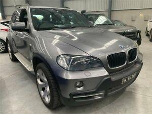 2008 BMW X5 E70 d Steptronic Grey 6 Speed Sports Automatic Wagon