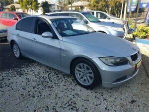 2007 BMW 320d E90 Executive Silver 6 Speed Auto Steptronic Sedan South Lismore Lismore Area Preview