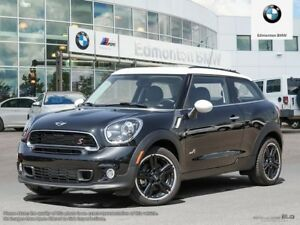 2016 MINI Paceman ALL4 w/ Nav, Heated Seats