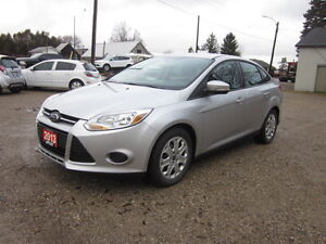 2013 Ford Focus SE 58K $9,900 Clean CarProof
