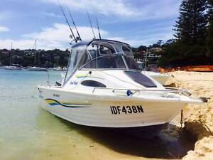 Quintrex 540 Spirit , Yamaha 115HP , Fully Loded For Fishing!! Cabramatta Fairfield Area Preview