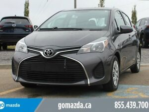 2015 Toyota Yaris LE AIR TILT CRUISE POWER OPTIONS ACCIDENT FREE