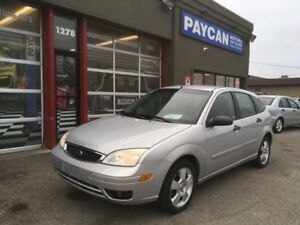 2006 Ford Focus SES   CHECK OUR NEW SITE PAYCANMOTORS.CA!!!
