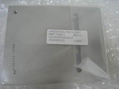 Ipec Speedfam 0800-103913 Counterweight Ss.