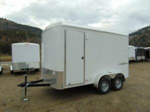 2019 Mirage 7X12 Side X Side Cargo Trailer with MAX Height