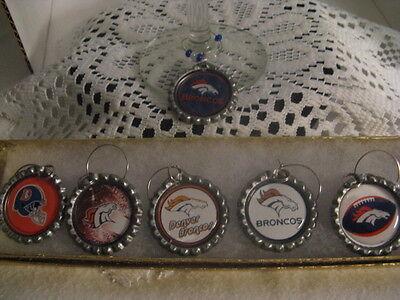 """Подвески Wine Glass 1"""" Bottle Caps"""